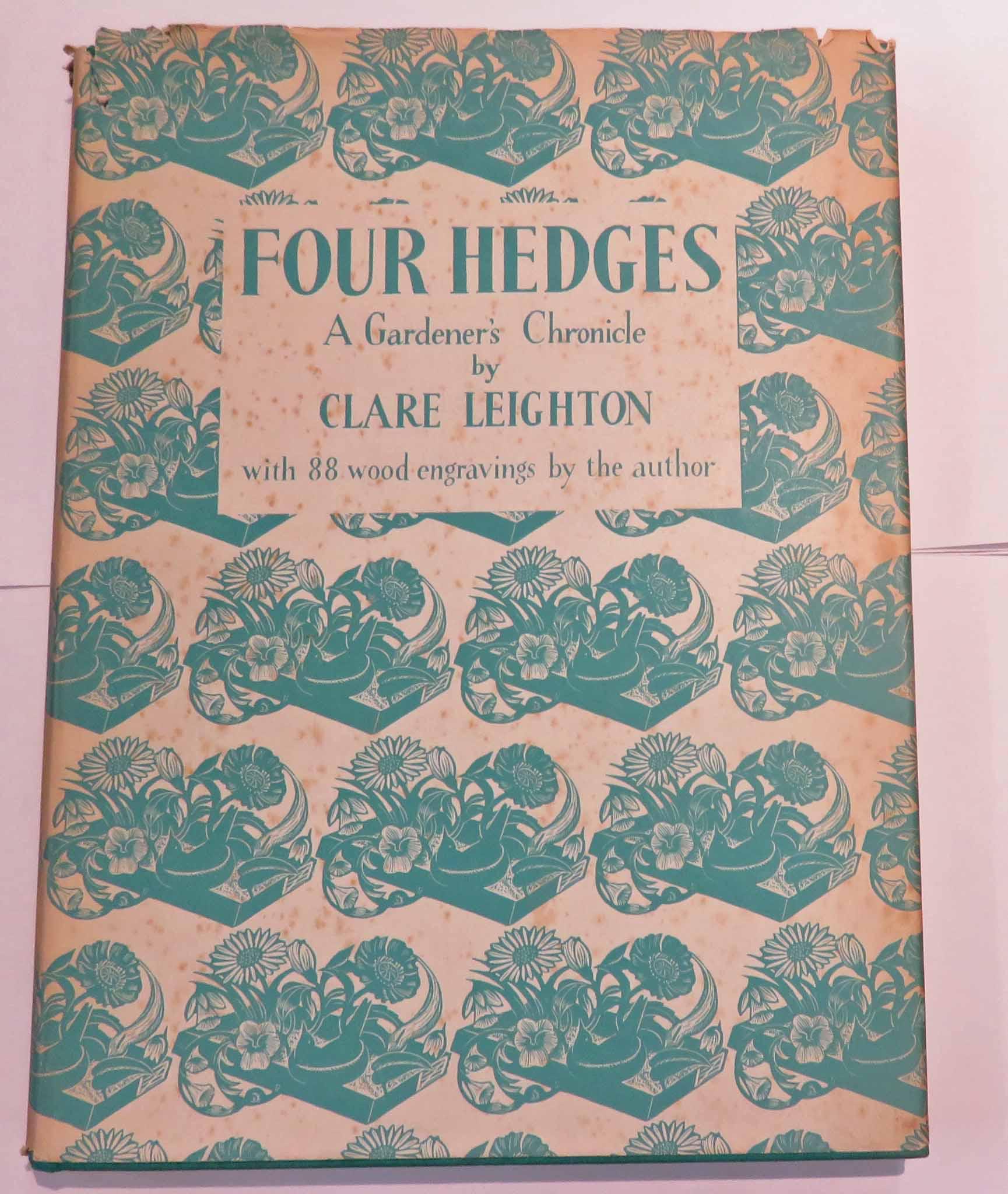 Four Hedges A Gardener's Chronicle