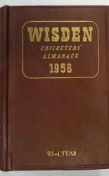 Wisden Cricketers' Almanack 1956