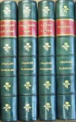 Run of Six Titles By Charles Kingsley
