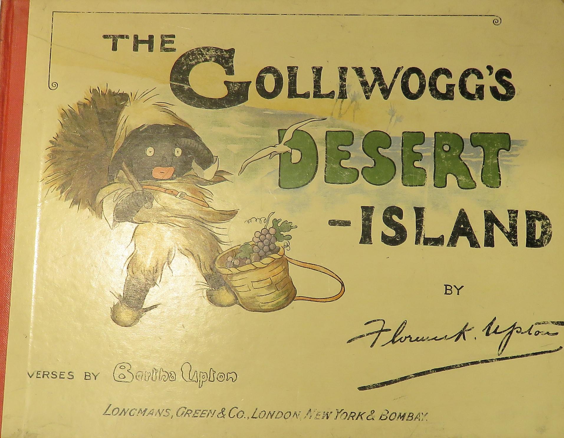 The Golliwogg's Desert-Island