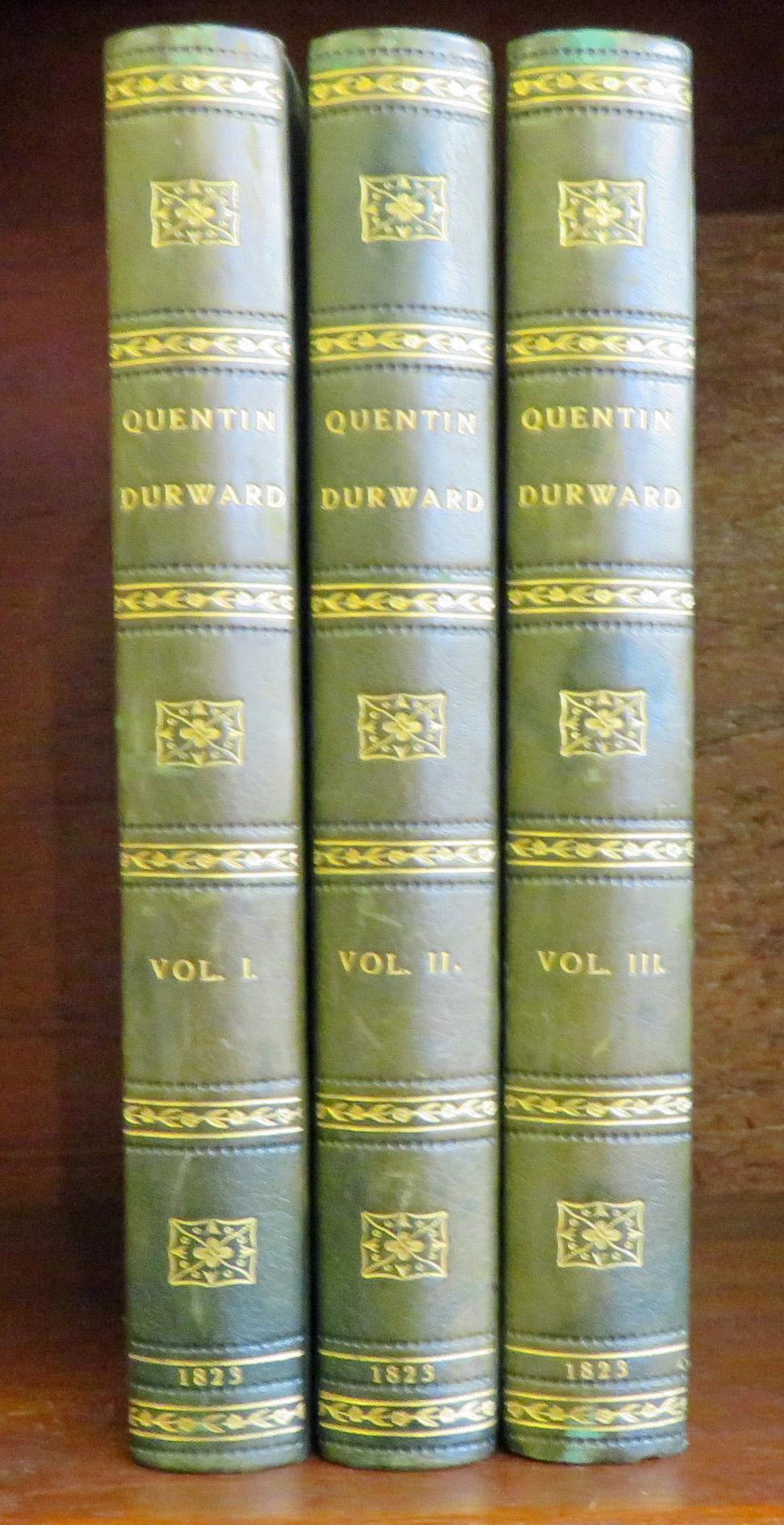 Quentin Durward In Three Volumes