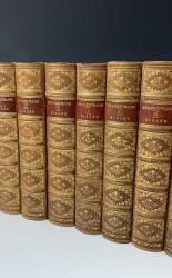 The Dramatic Works of William Shakespeare Complete in Ten Volumes