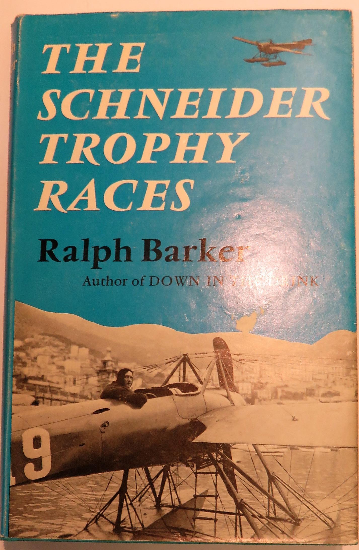 The Schnieder Trophy