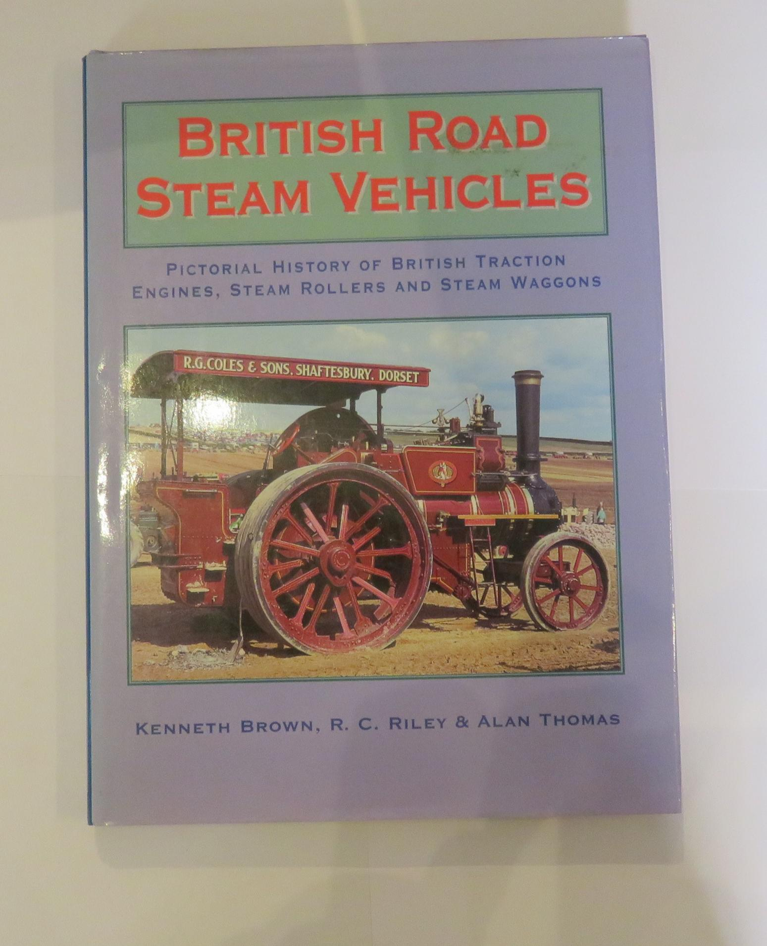 British Road Steam Vehicles