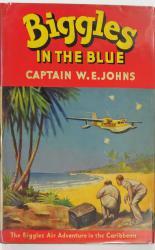 Biggles In The Blue