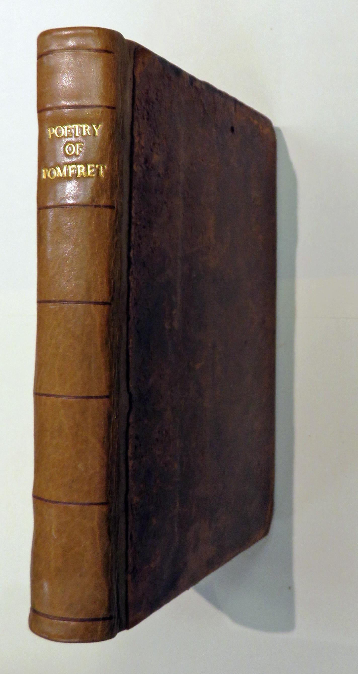 The Poetical Works of John Pomfret With the Life of the Author