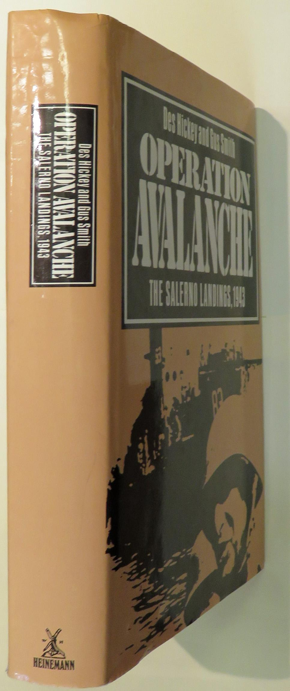 Operation Avalanche The Salerno Landings 1943