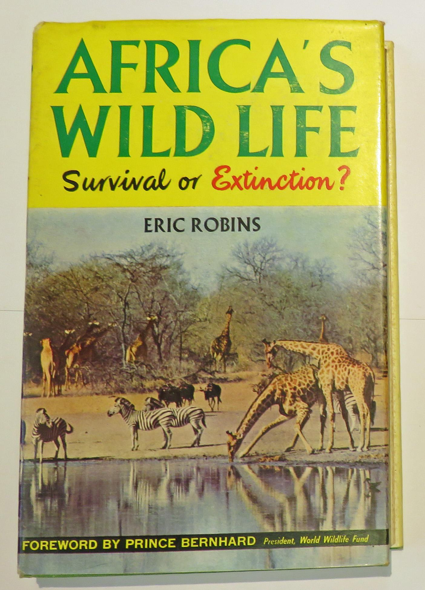 Africa's Wild Life Survival or Extinction ?
