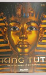 King Tut The Journey Through The Underworld
