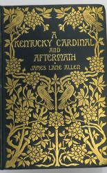A Kentucky Cardinal And Aftermath