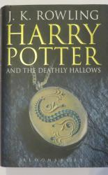 Harry Potter and the Deathly Hallows: First Edition