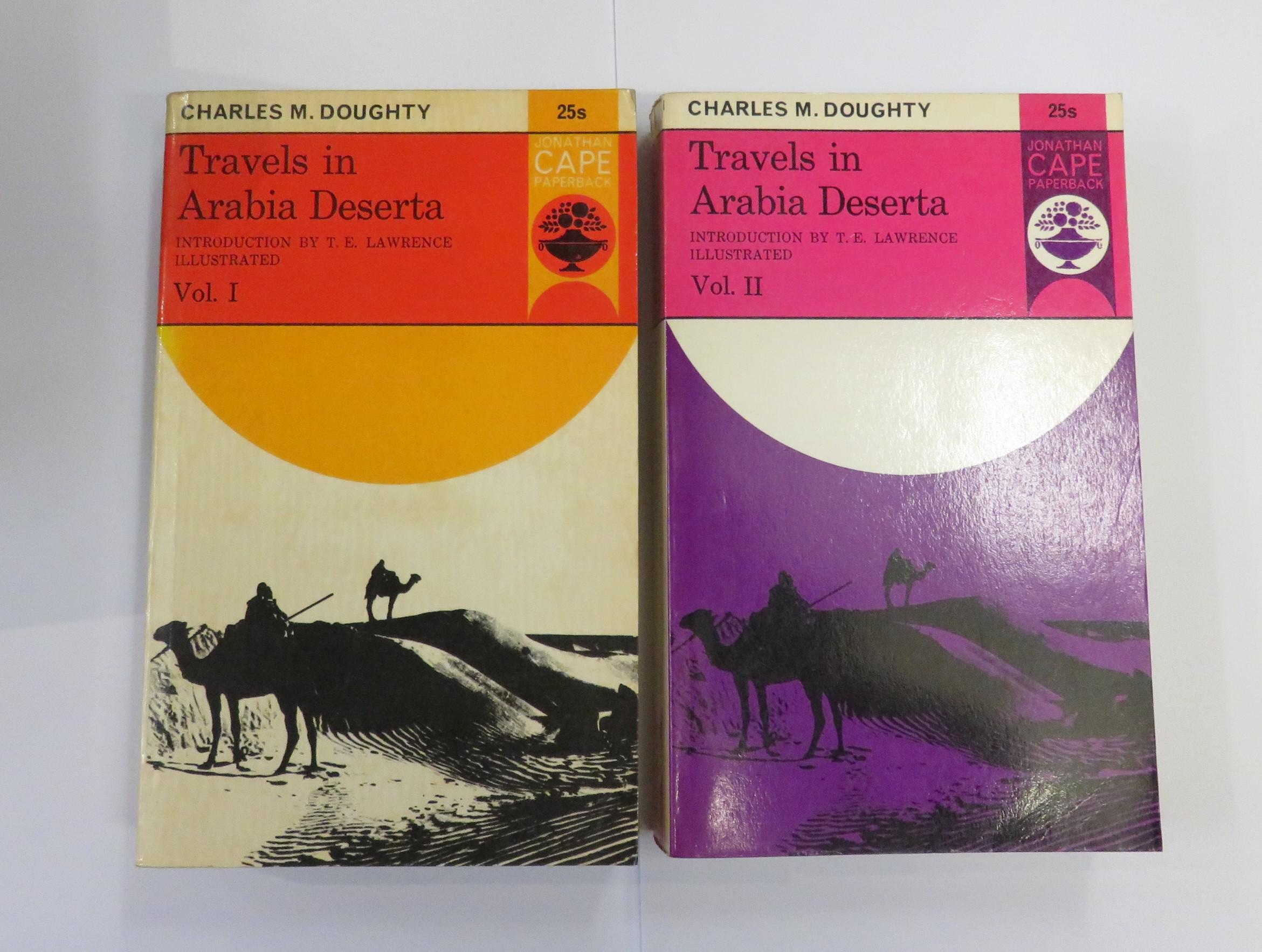 Travels in Arabia Deserta, Volumes 1 and 2