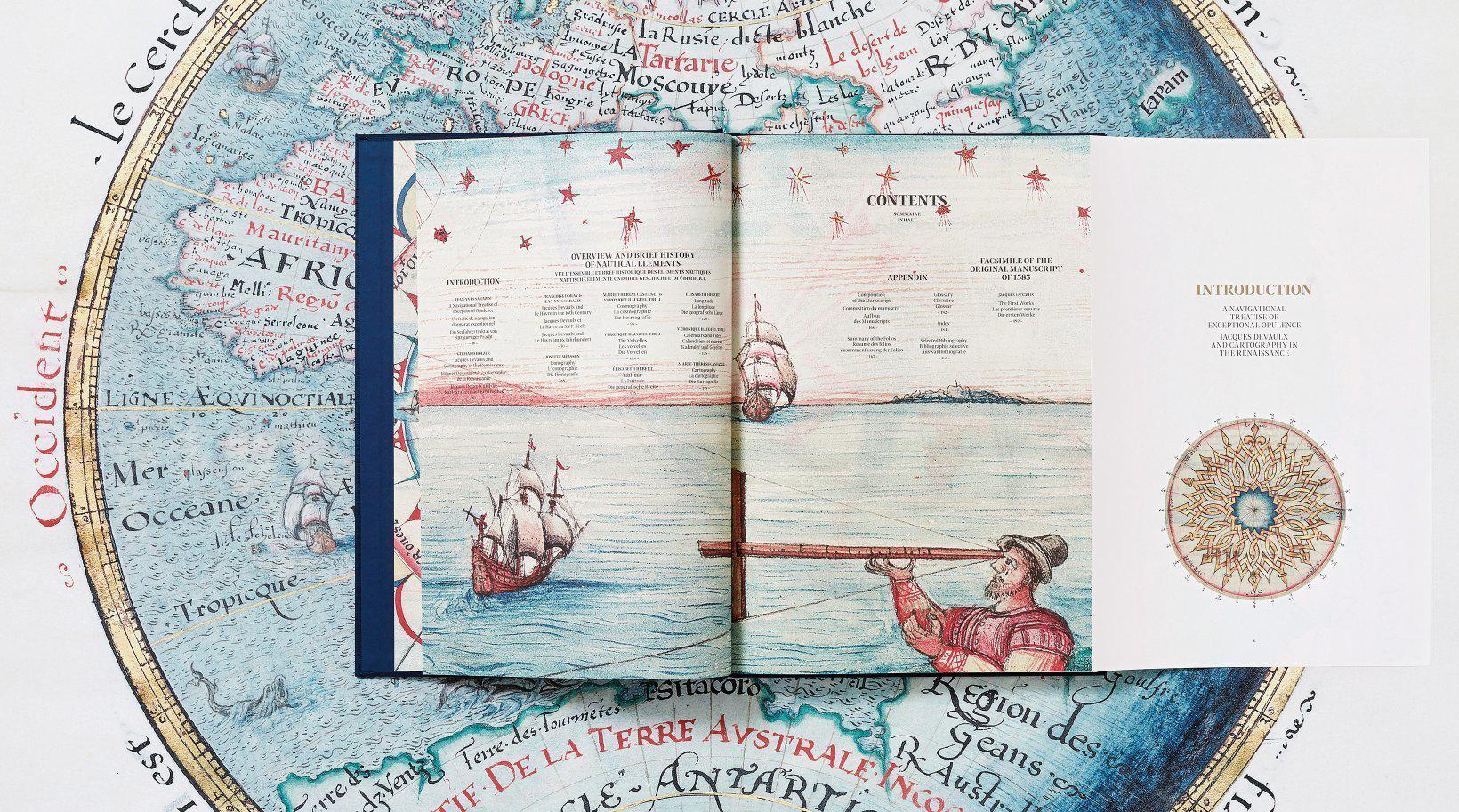 Jacques Devaulx Nautical Works