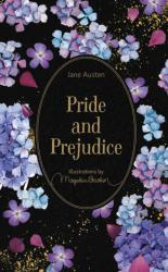 Pride and Prejudice: Illustrated by Marjolein Bastin