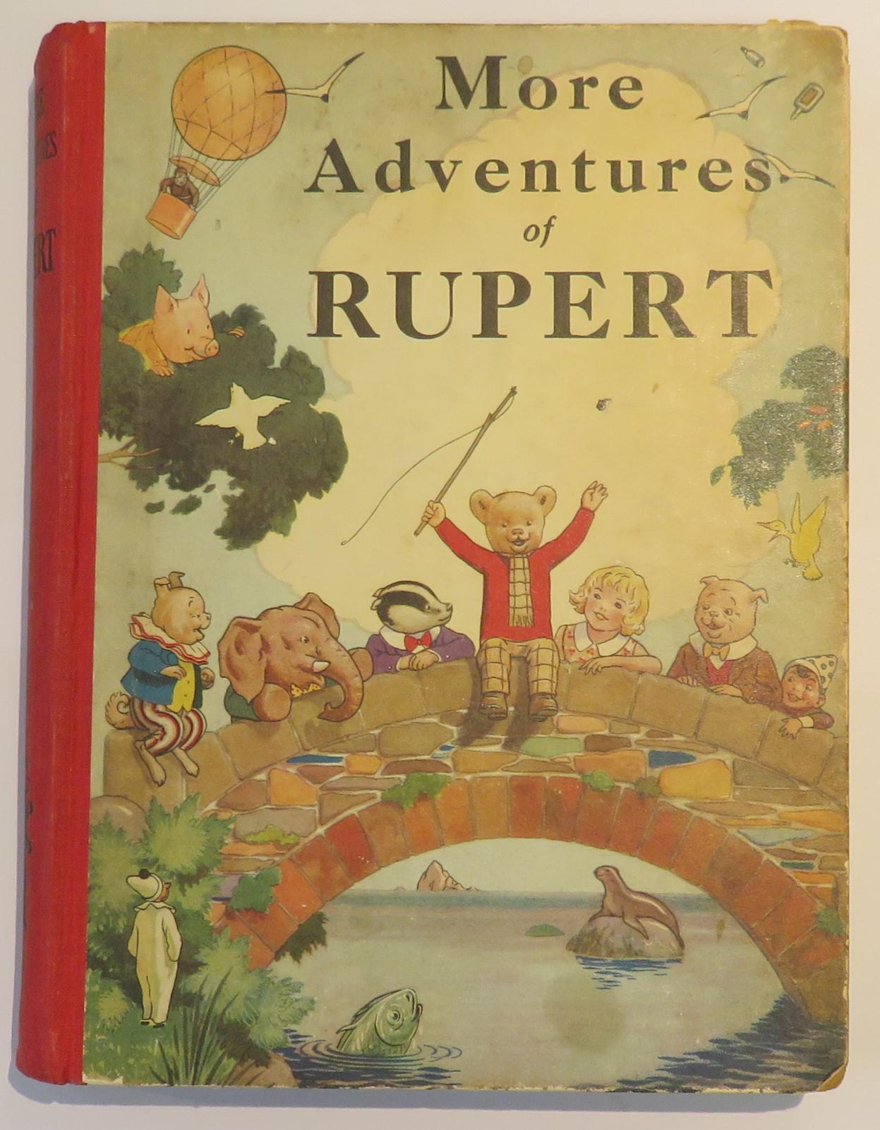 More Adventures of Rupert 1937