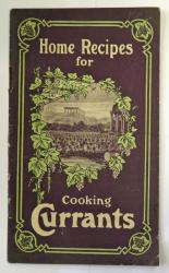 Home Recipes For Cooking Currants