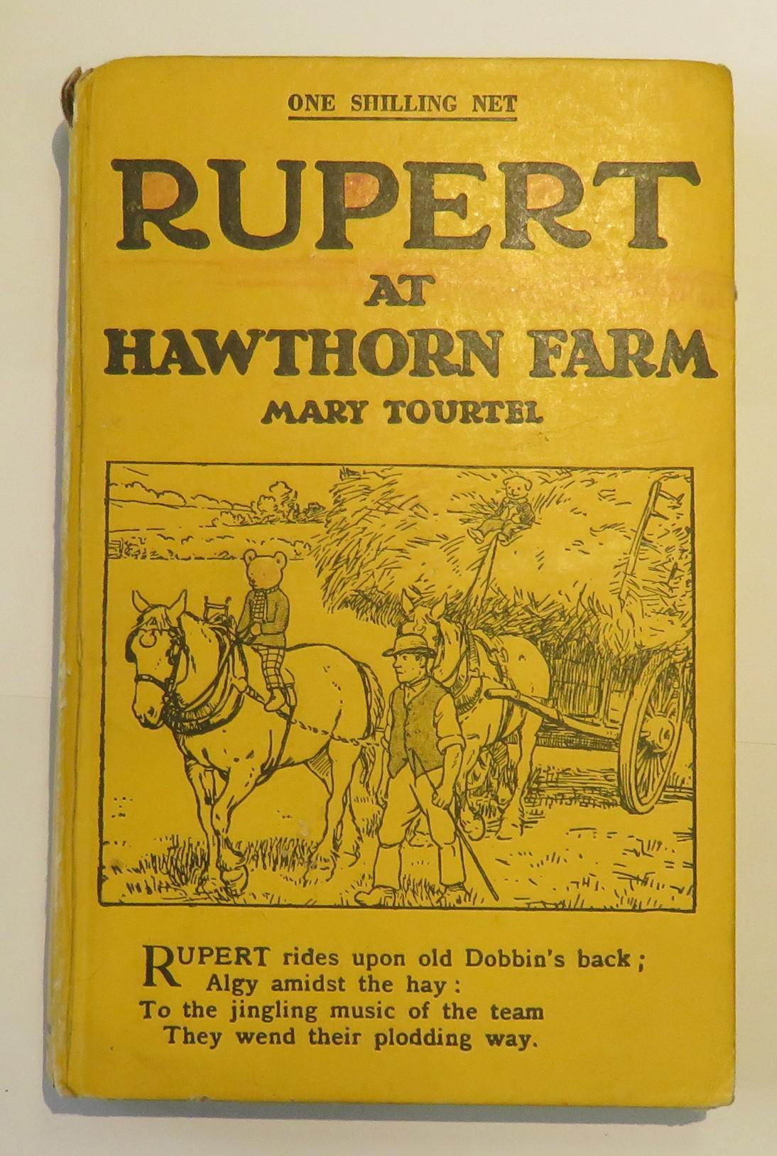 Rupert at Hawthorn Farm