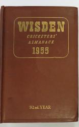 Wisden Cricketers' Almanack 1955
