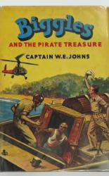 Biggles And The Pirate Treasure and other Biggles adventures