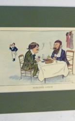 H.M. Bateman Print Romanee Conti