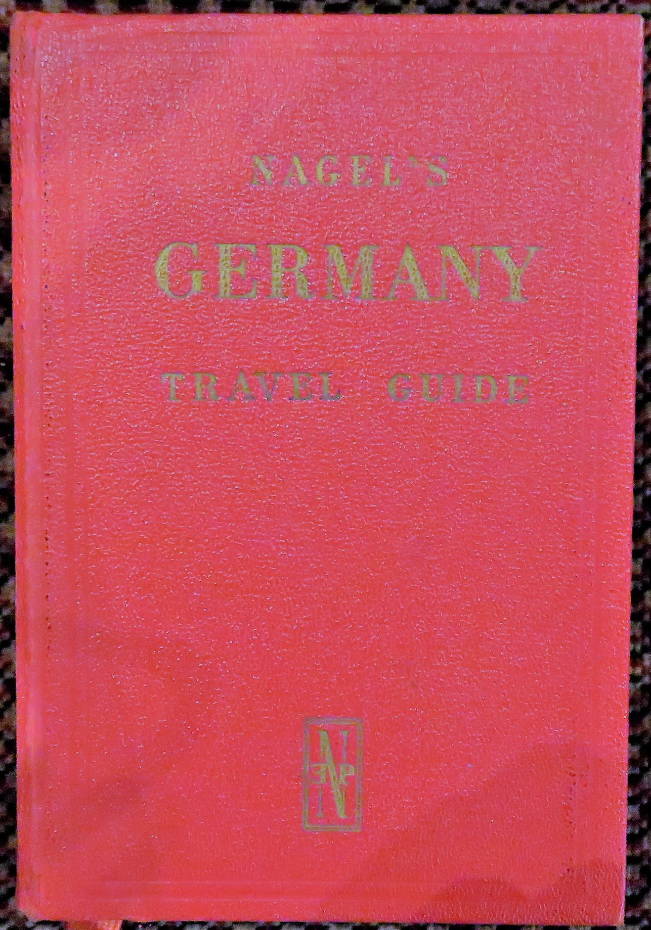 Nagel's Germany Travel Guide