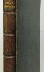 Rubaiyat of Omar Khayyam the Astronomer-Poet of Persia Rendered Into English Verse