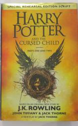 Harry Potter and the Cursed Child First Edition