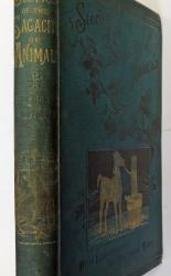 SIGNED Stories of the Sagacity of Animals. The Horse and Other Animals