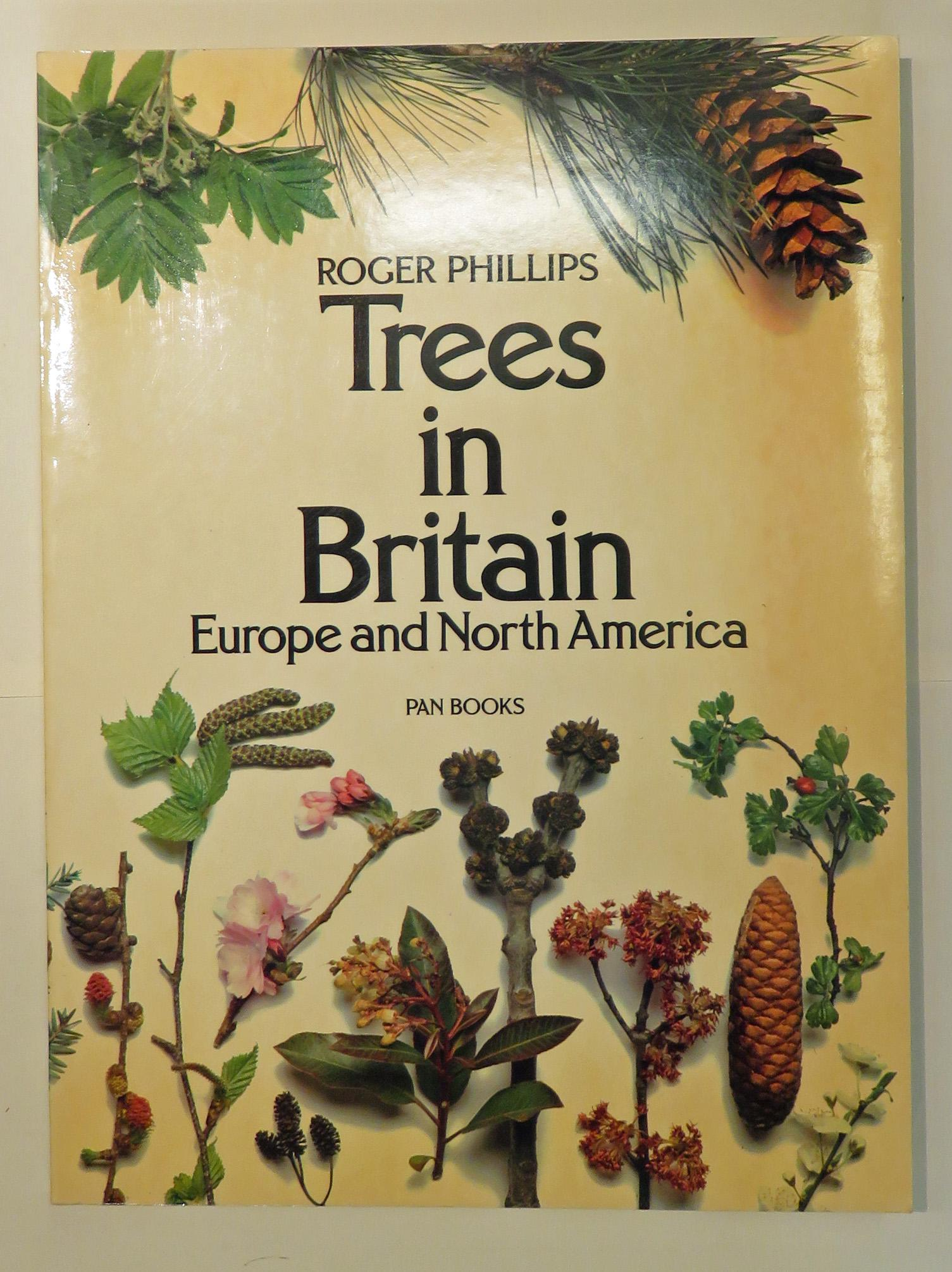 Trees in Britain Europe and North America