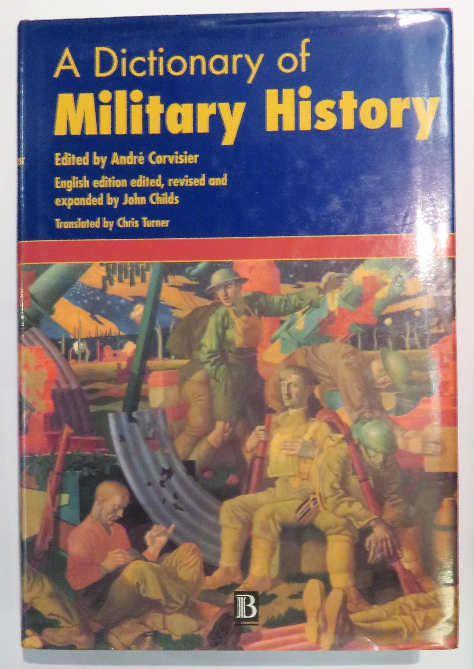A Dictionary of Military History