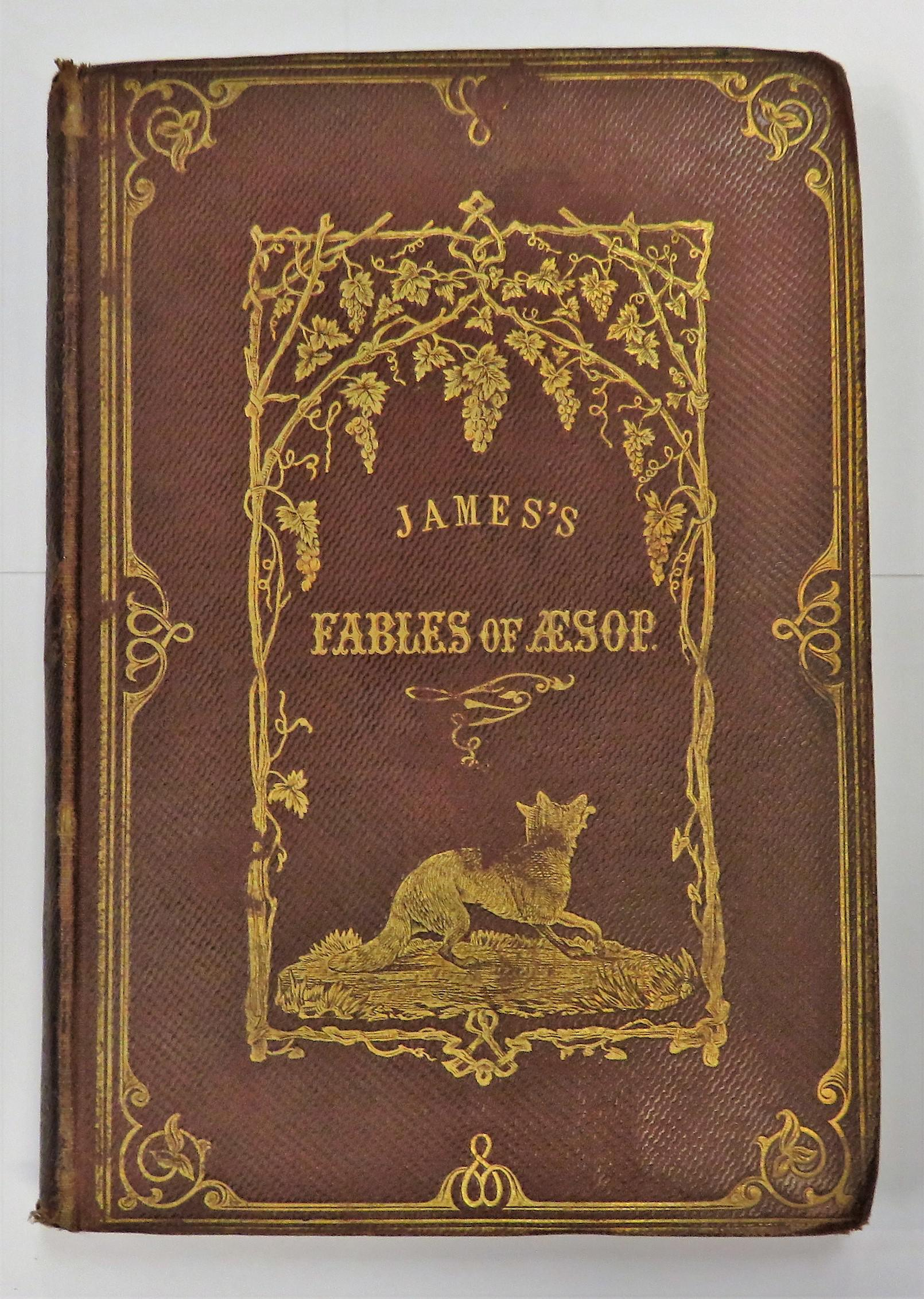 Aesop's Fables A New Version Chiefly From Original Sources