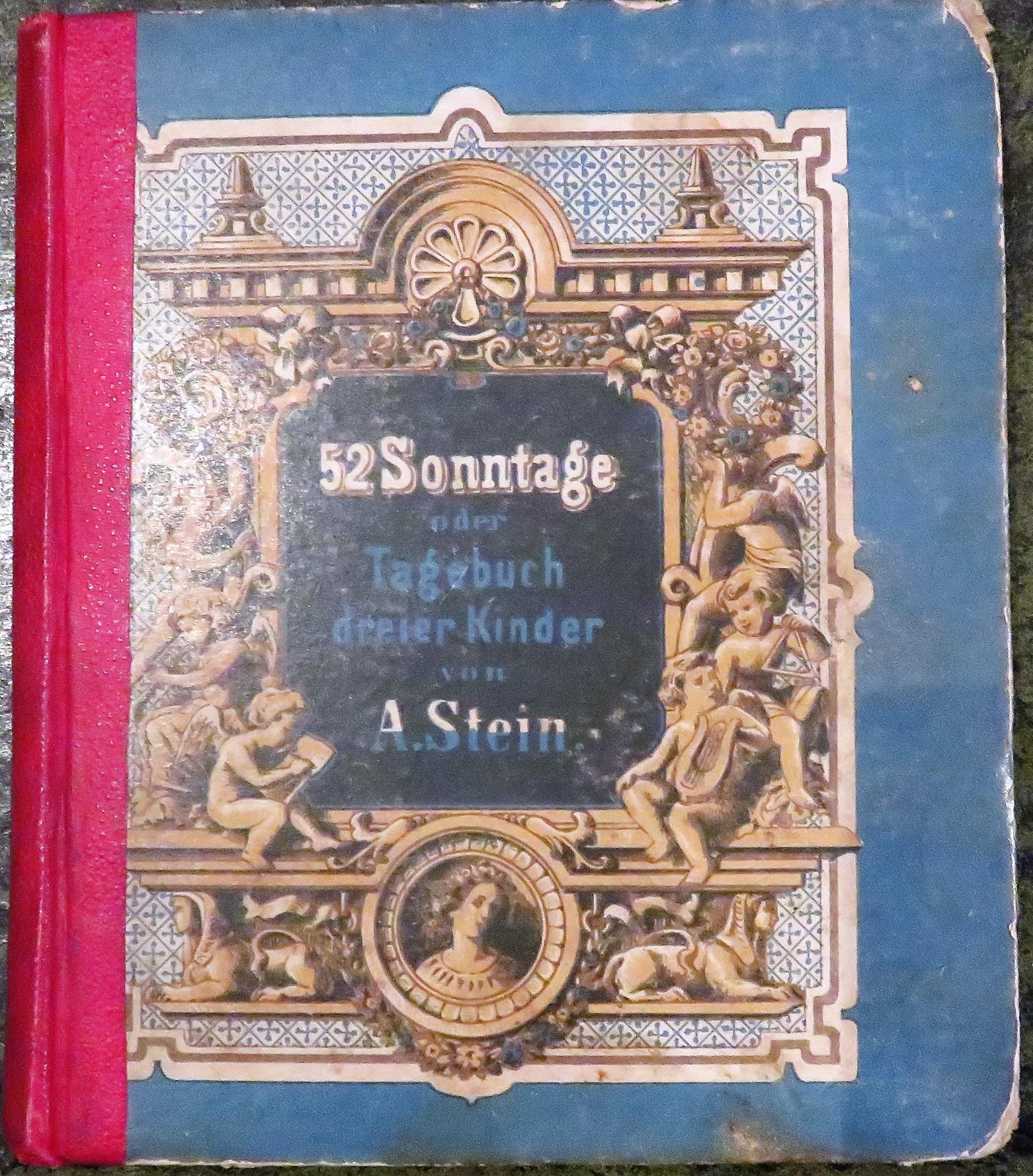 52 Sonntage Oder Ingebuch dreier Kinder
