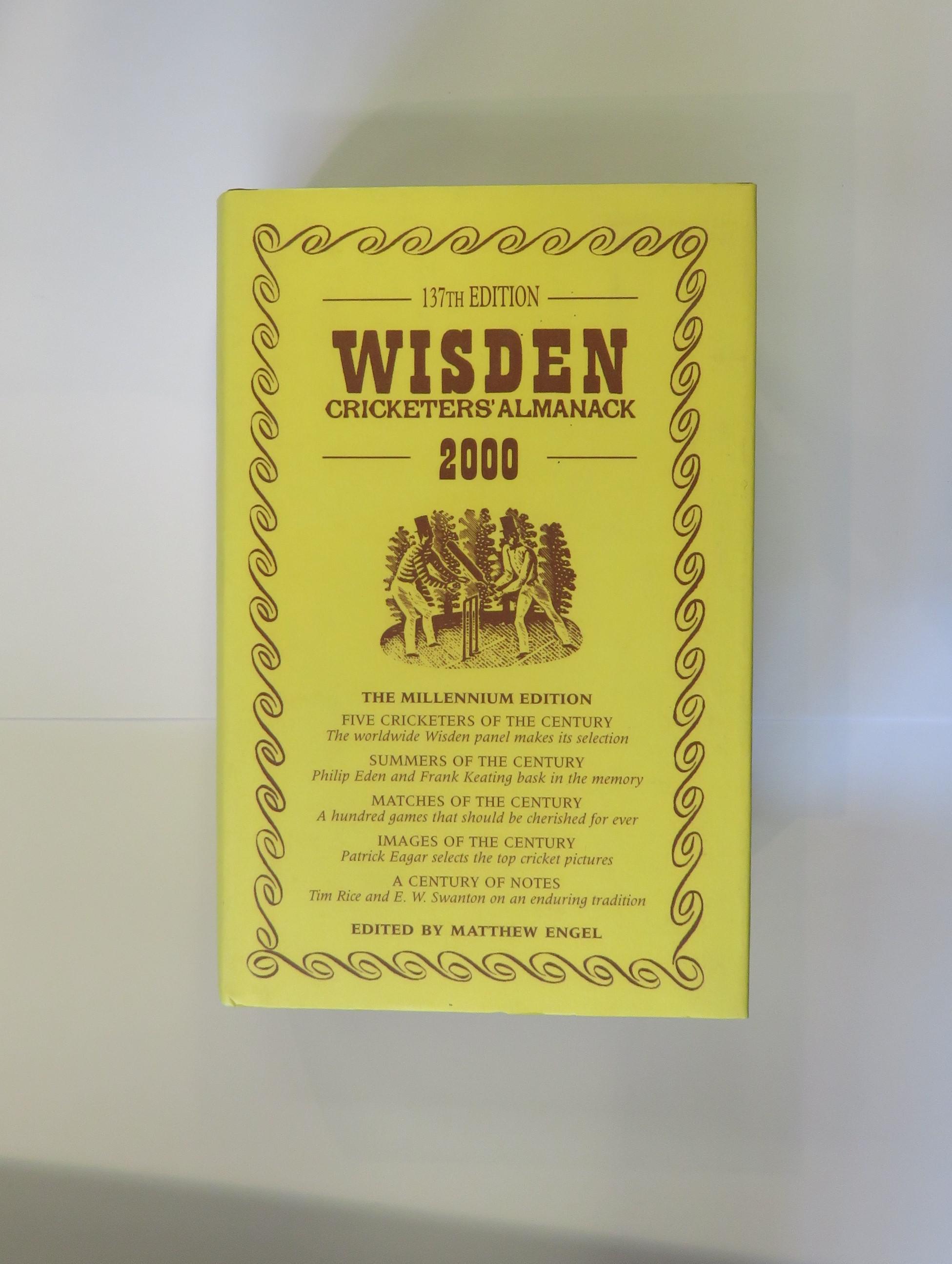 Wisden Cricketers' Almanack 2000