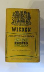 Wisden Cricketers' Almanack 1963