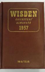 Wisden Cricketers' Almanack 1957