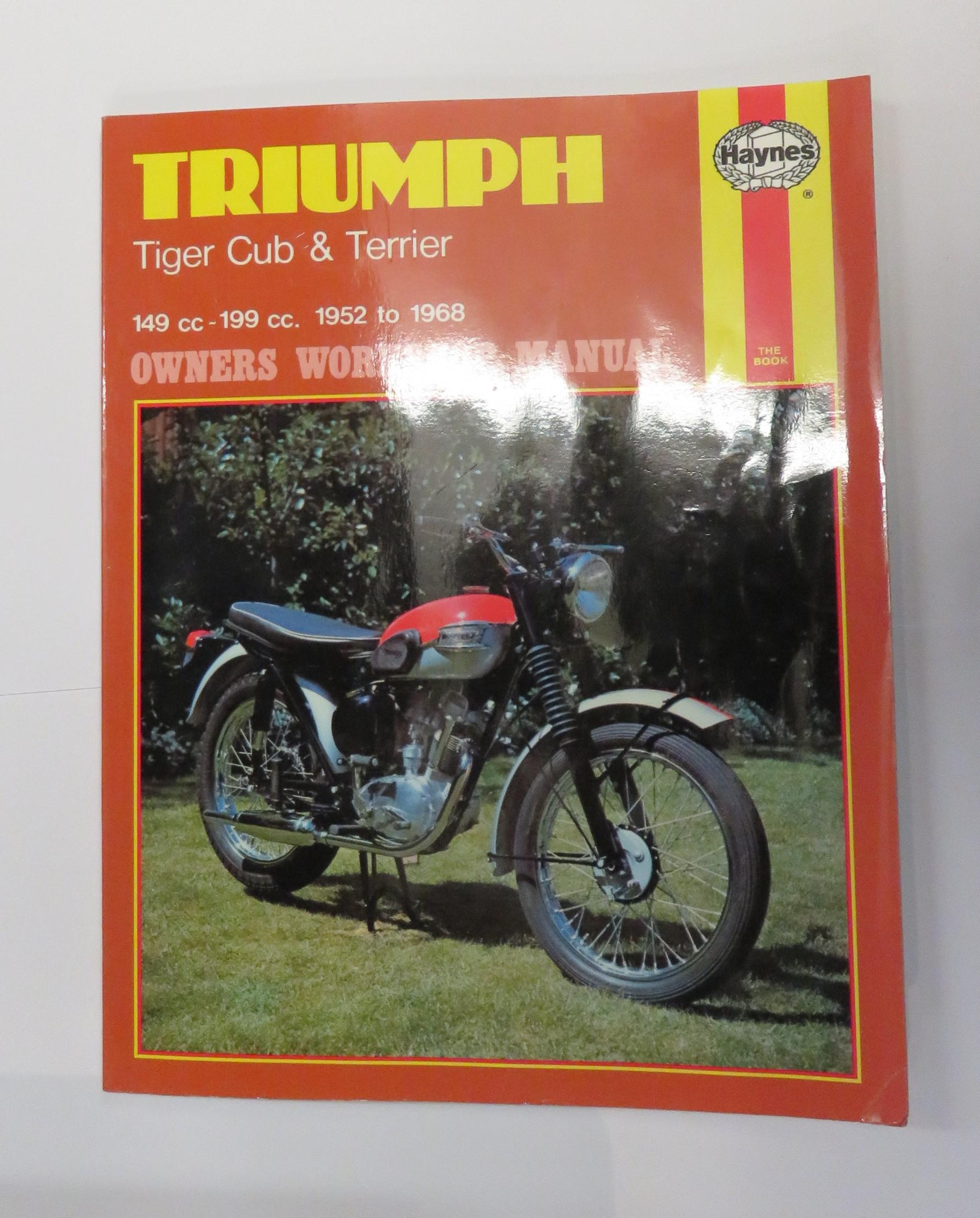 Triumph: Tiger Cub & Terrier