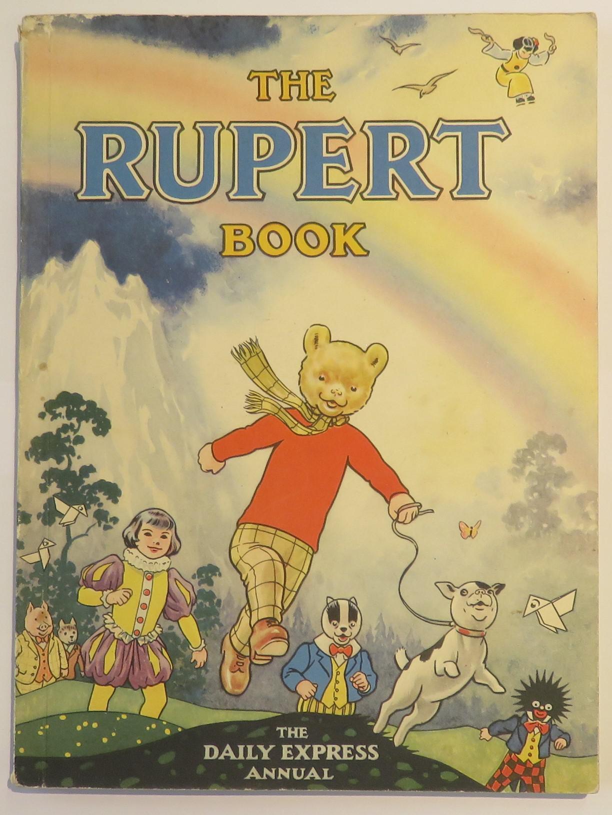 The Rupert Book 1948