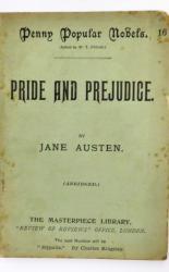 Pride and Prejudice 1896