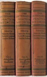 The Dictionary of Practical Medicine in three volumes