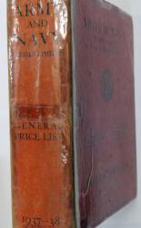Army & Navy Stores Limited General Price List 1937-38