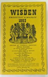 Wisden Cricketers' Almanack 1962