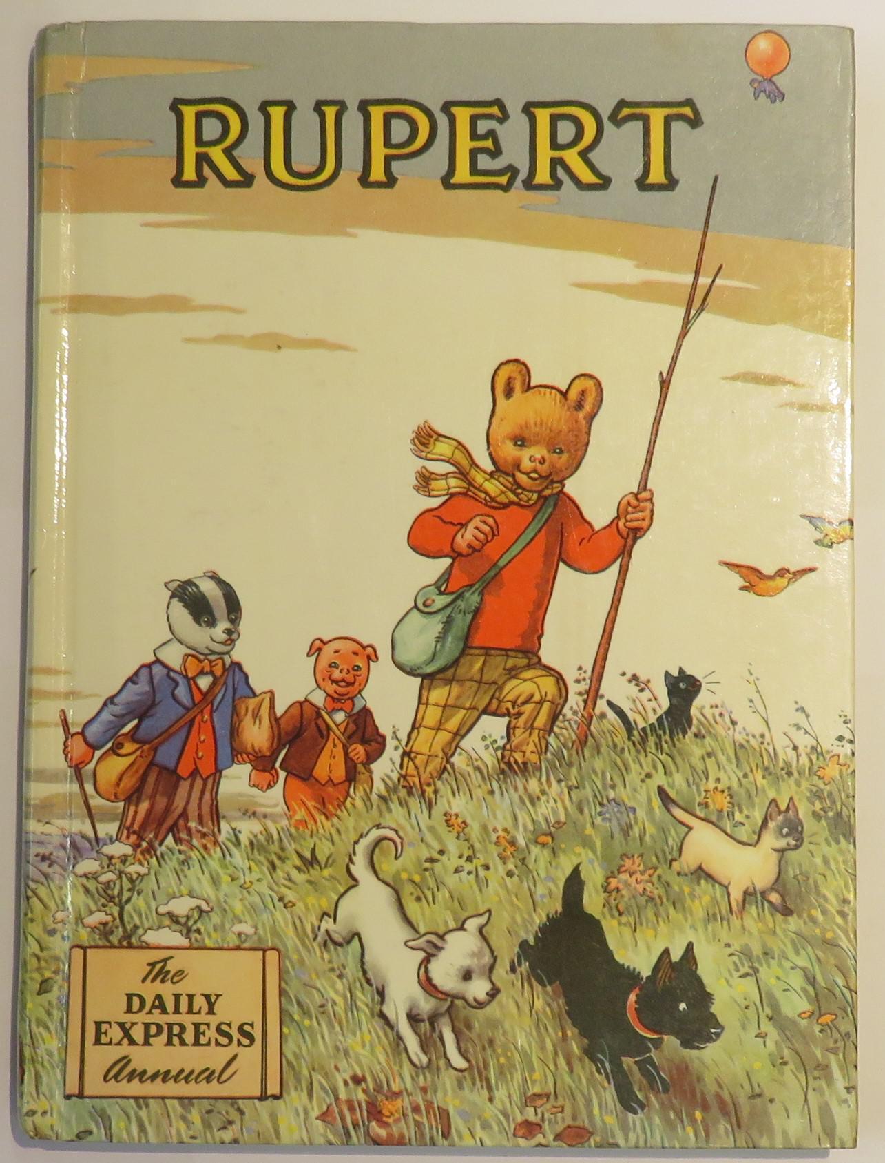 Rupert  Daily Express Annual 1955