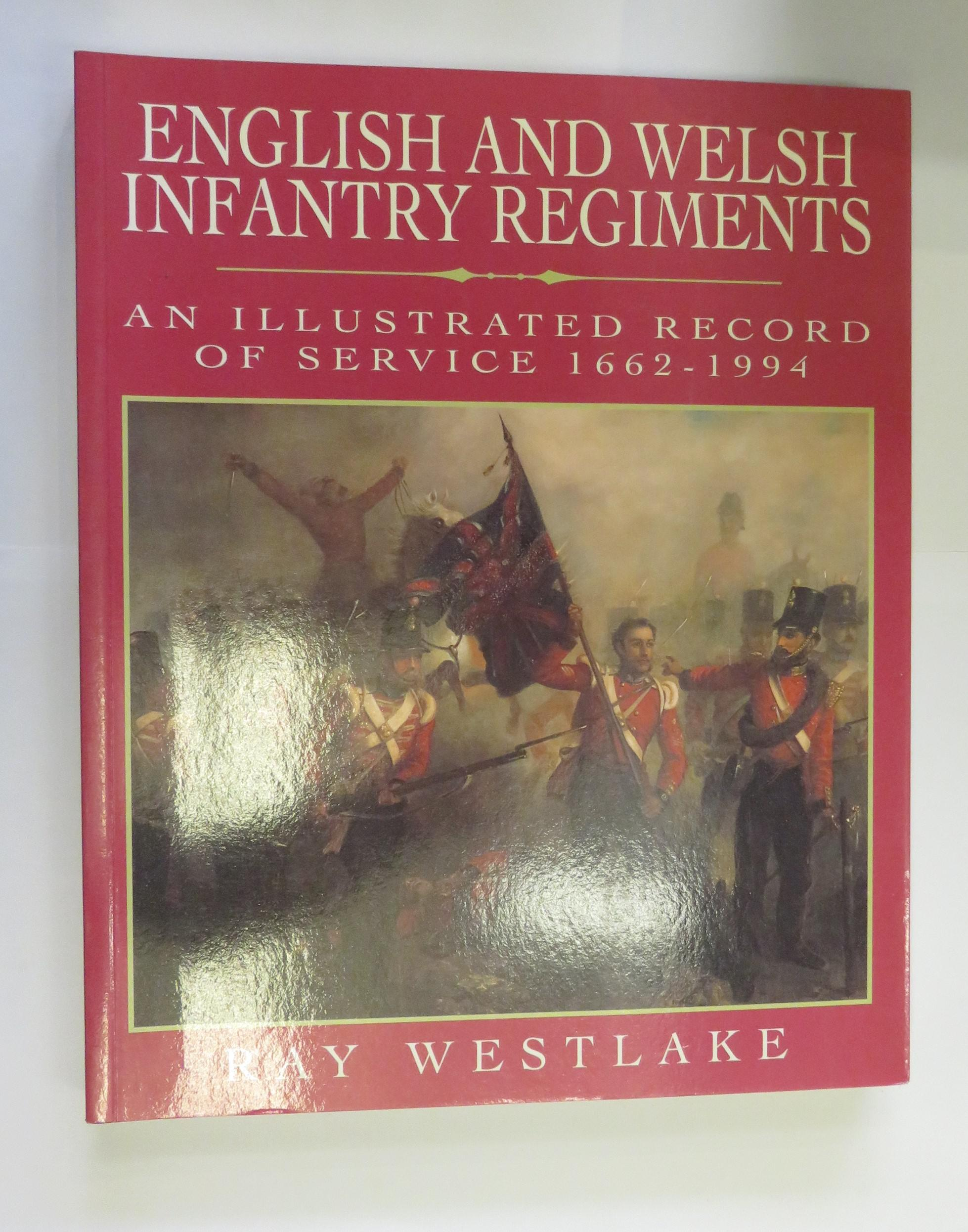 English and Welsh Infantry Regiments