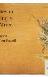 Sketches in Mafeking and East Africa SIGNED by Author