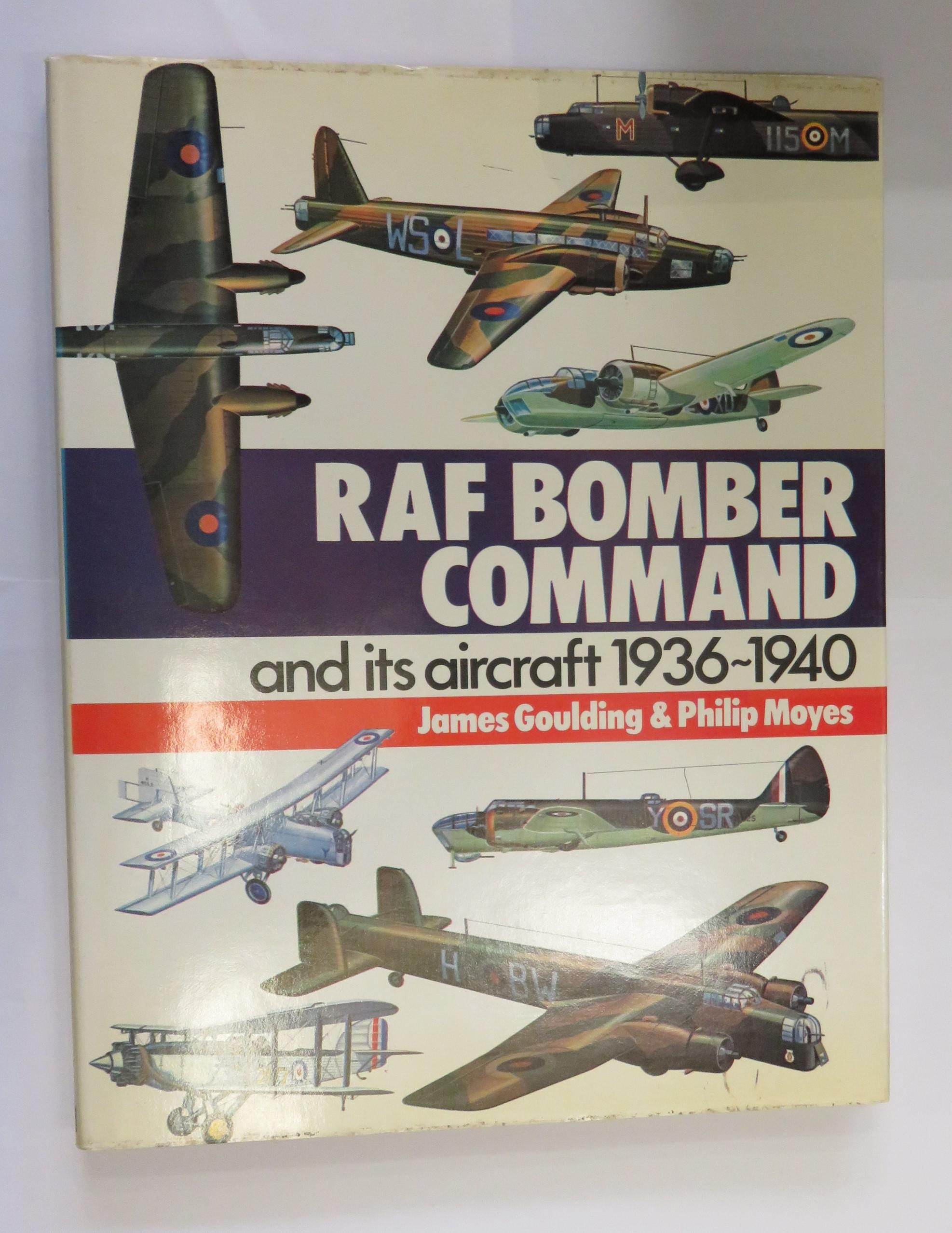 RAF Bomber Command and its aircraft 1936-1940