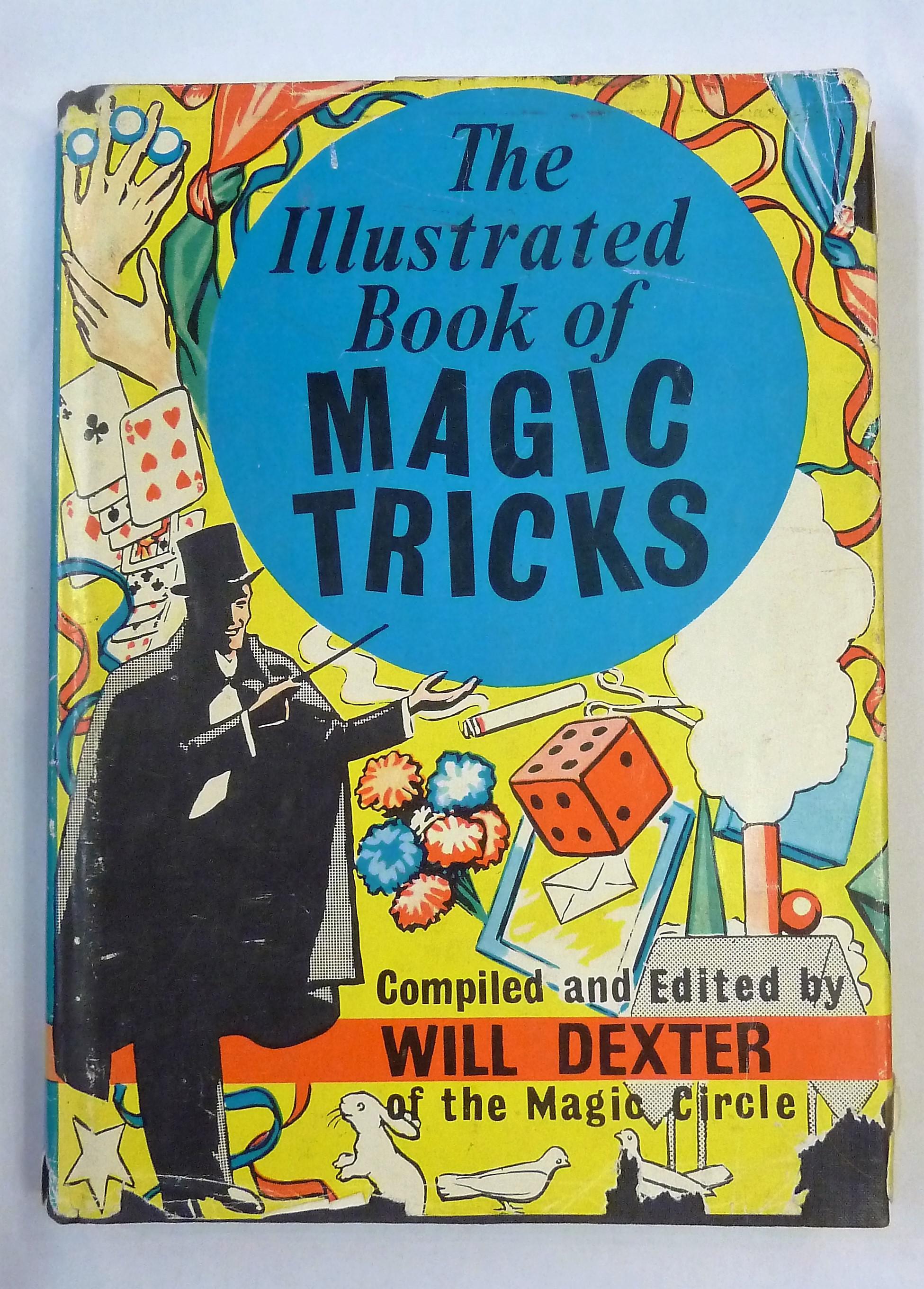 The Illustrated Book of Magic Tricks