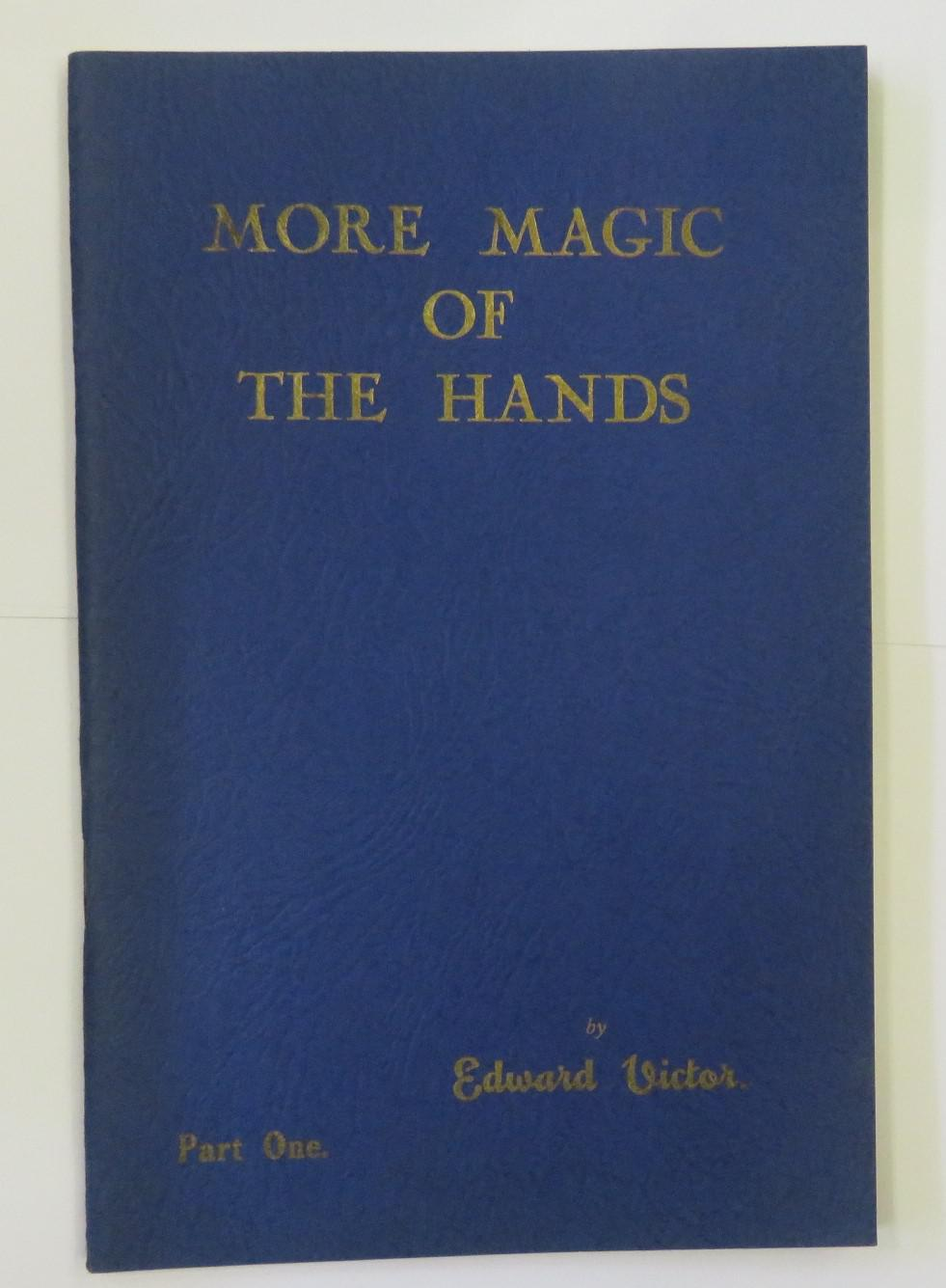 More Magic Of The Hands