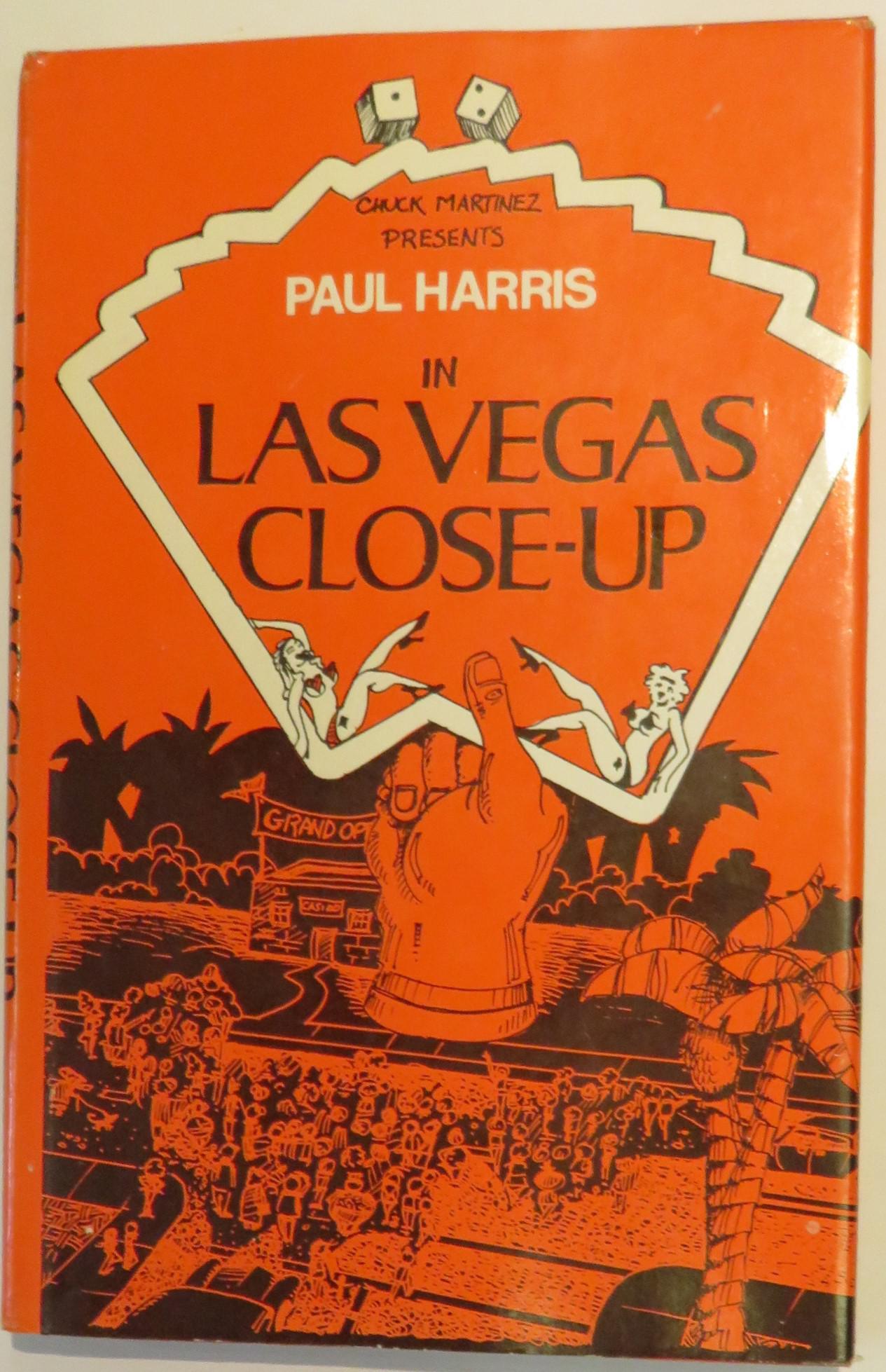 Paul Harris in Las Vegas Close-up