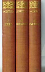 The Divine Comedy of Dante Alighieri in Three Volumes