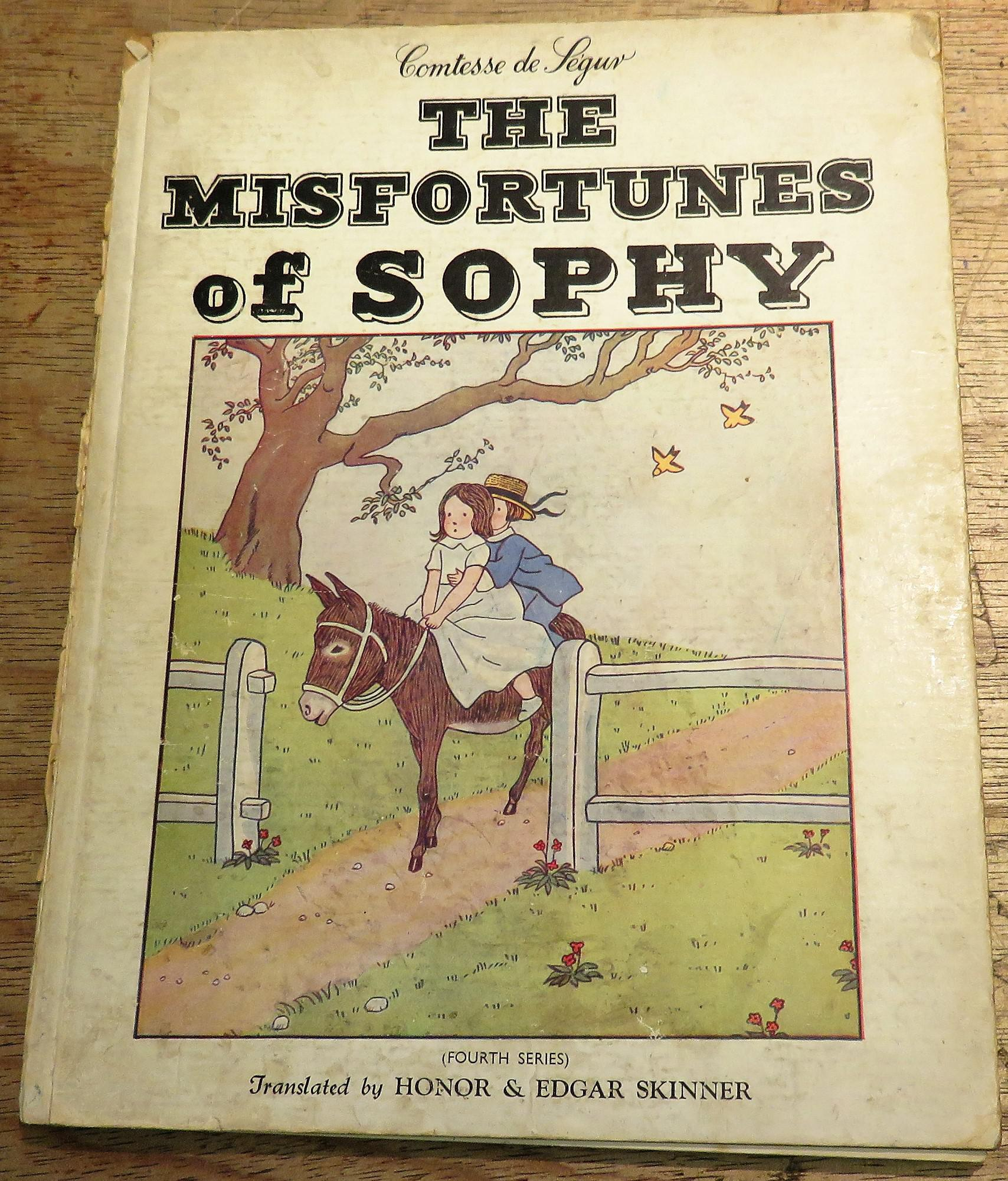 Comtesse de Le'gur The Misfortunes of Sophy